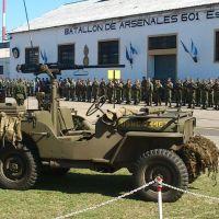 """Se conocieron más """"espías"""" entrerrianos del Batallón 601 durante la última dictadura"""