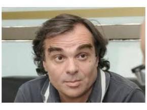 Peccín, secretario General del sindicato AGMER