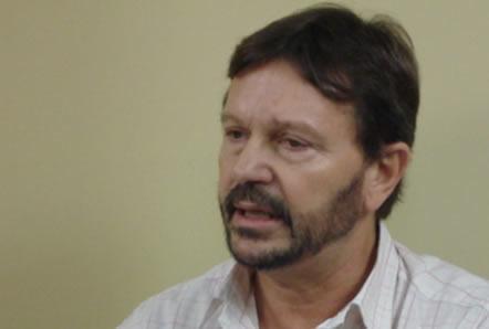 Ministro de Producción, Roberto Schunk
