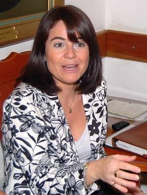 Secretaria General de la Gobernación y Relaciones Institucionales, Sigrid Kunath.
