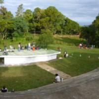 Recuperación del anfiteatro del parque Rivadavia (San Carlos)