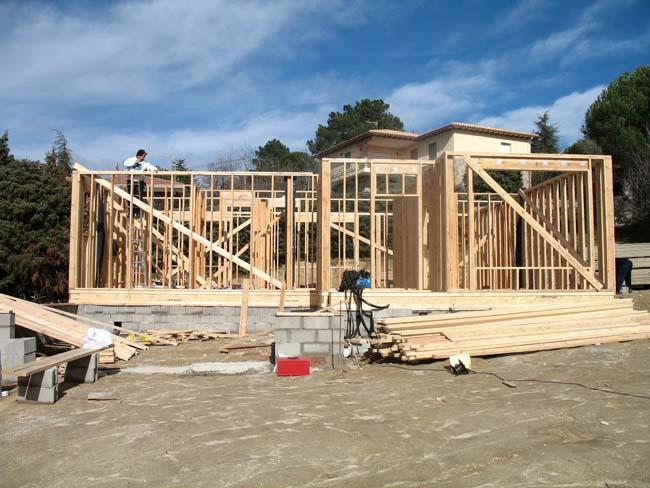 Analizan si la madera es una opcin viable para las viviendas