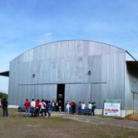 Inauguraron Planta de Reciclado de residuos secos en La Paz