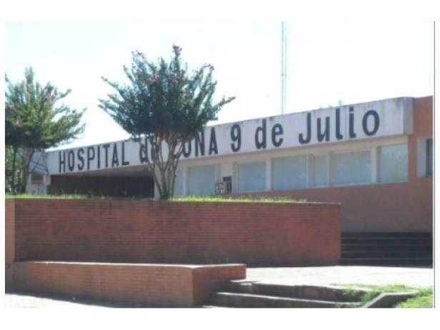 hospital la paz 9 de julio
