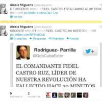 """""""Alesia Miguens"""" no existe"""