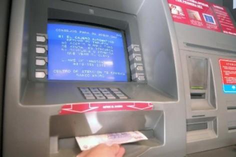 cajero automatico