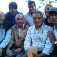 Músicos que participan de los 180 años de la ciudad de La Paz