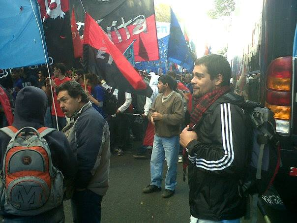 Entre Ríos presente en Plaza de Mayo