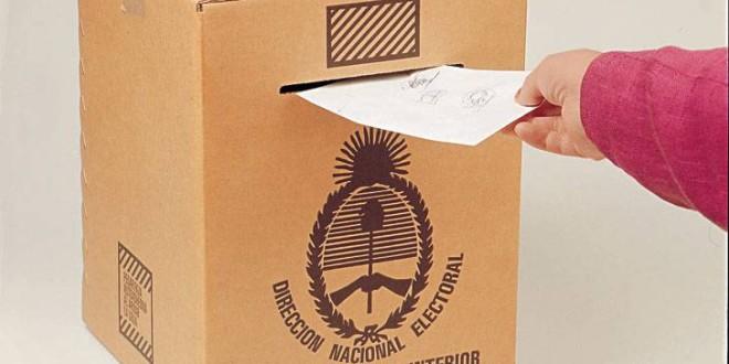 urna elecciones