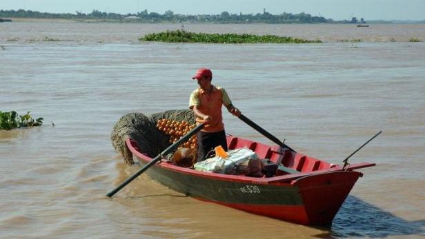 Pescador Artesanal Parana Medio