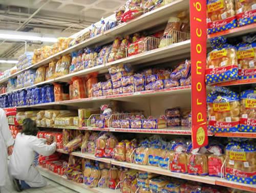 supermercado precios control