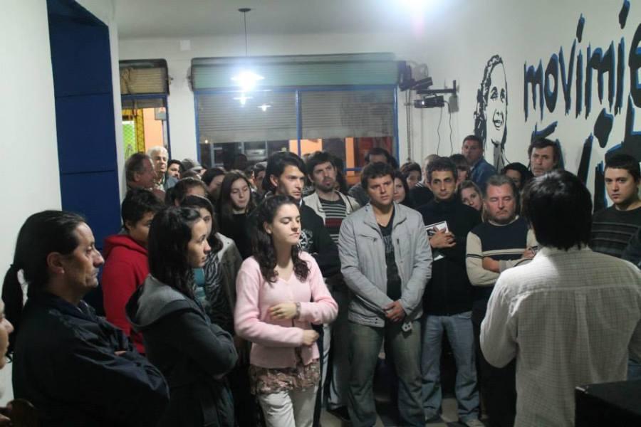 movimiento evita uruguay