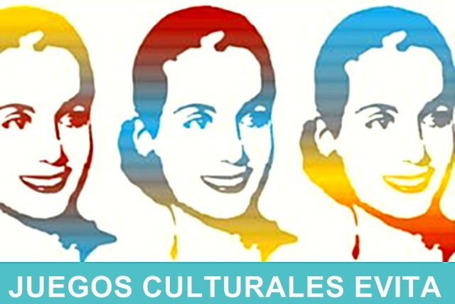 Juegos Evita Culturales