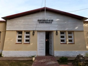 escuela Nº 22 Chacabuco, de Alcaraz