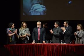 Baltasar Garzón recibió el título Doctor HonorisCausa