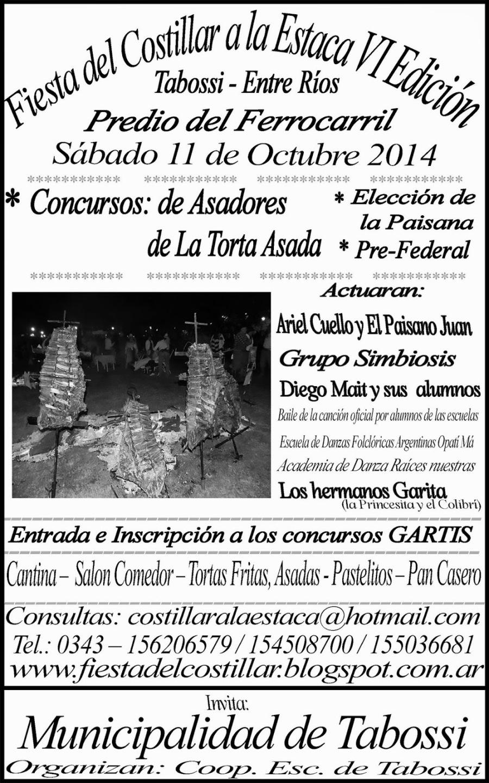 Costillar 2014 VI Edicion