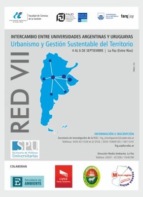 """En La Paz, jornadas """"Urbanismo y gestión sustentable en elterritorio"""""""