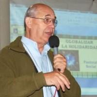 Falleció el padre Andrés Servin