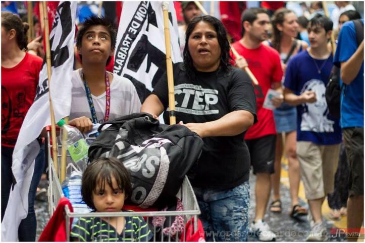 CTEP plaza de mayo democracia