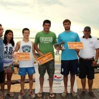 La Paz: Francisco Sales Rubio ganó carrera de natación