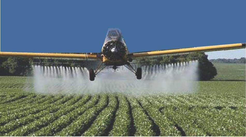 agrotoxicos agronegocios avion