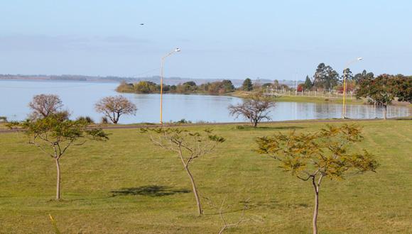 lago federacion contaminación