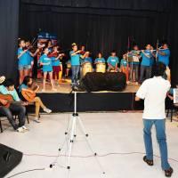 Orquestas, bandas y coros, en Concordia