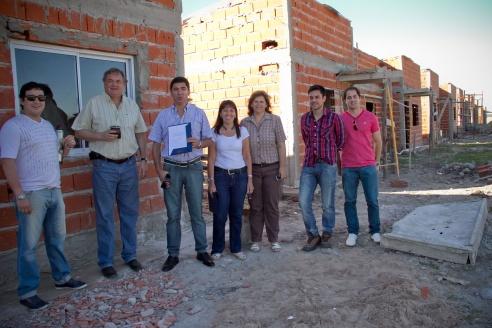 Viviendas para educadores en Chajarí