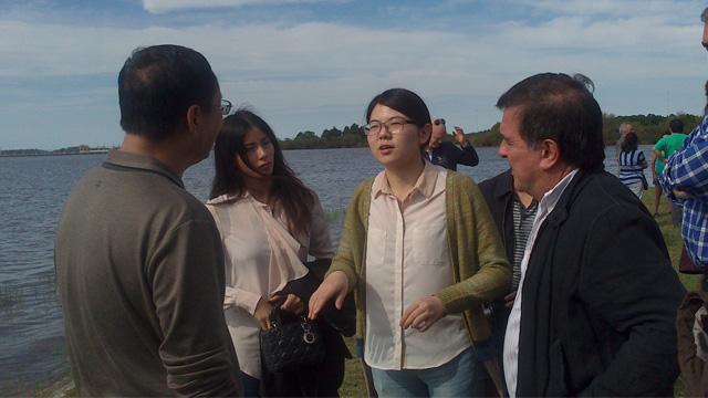 acueductos chinos entre ríos