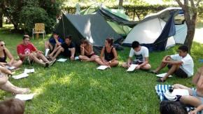 campamento jr la paz