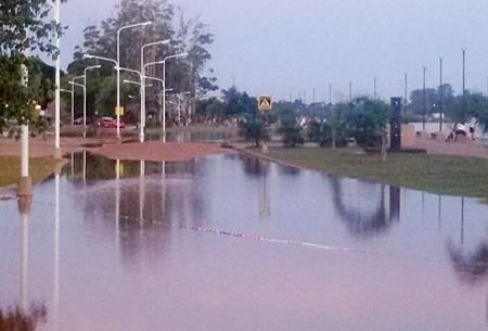 creciente rio uruguay