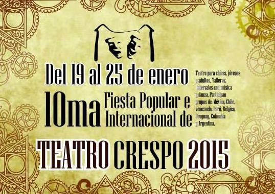 crespo teatro 2015 Silvina Bosco