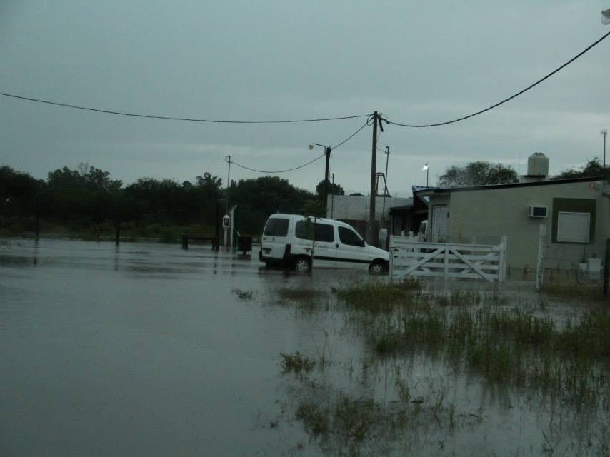 gualeguaychú temporal lluvias