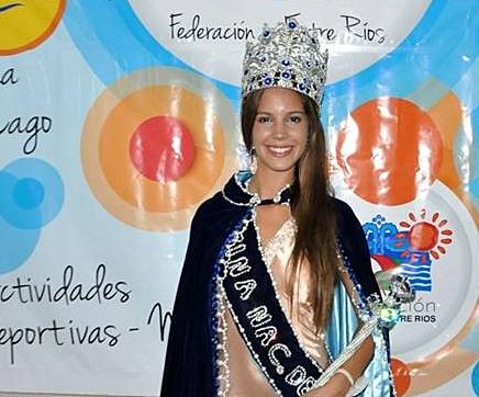 Salena María Ferrari González reina