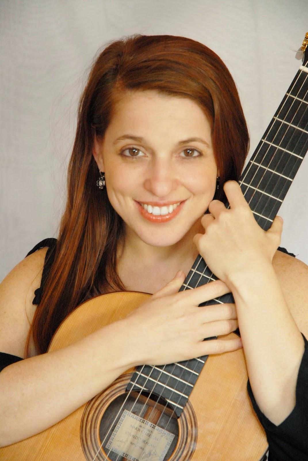 silvina lópez guitarra