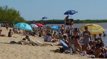 villa urquiza playas
