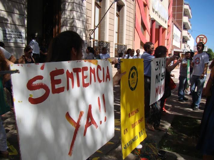 sentencia ya lesa humanidad delitos