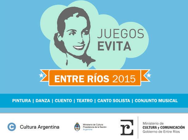 Se llevó a cabo la instancia regional de los Juegos Culturales Evita 2015 en La Paz