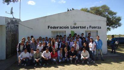 Se realizó un taller sobre Ambiente Sano en Yeso, departamento La Paz