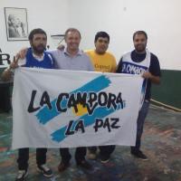 """Nuevo referente de """"La Cámpora"""" La Paz"""