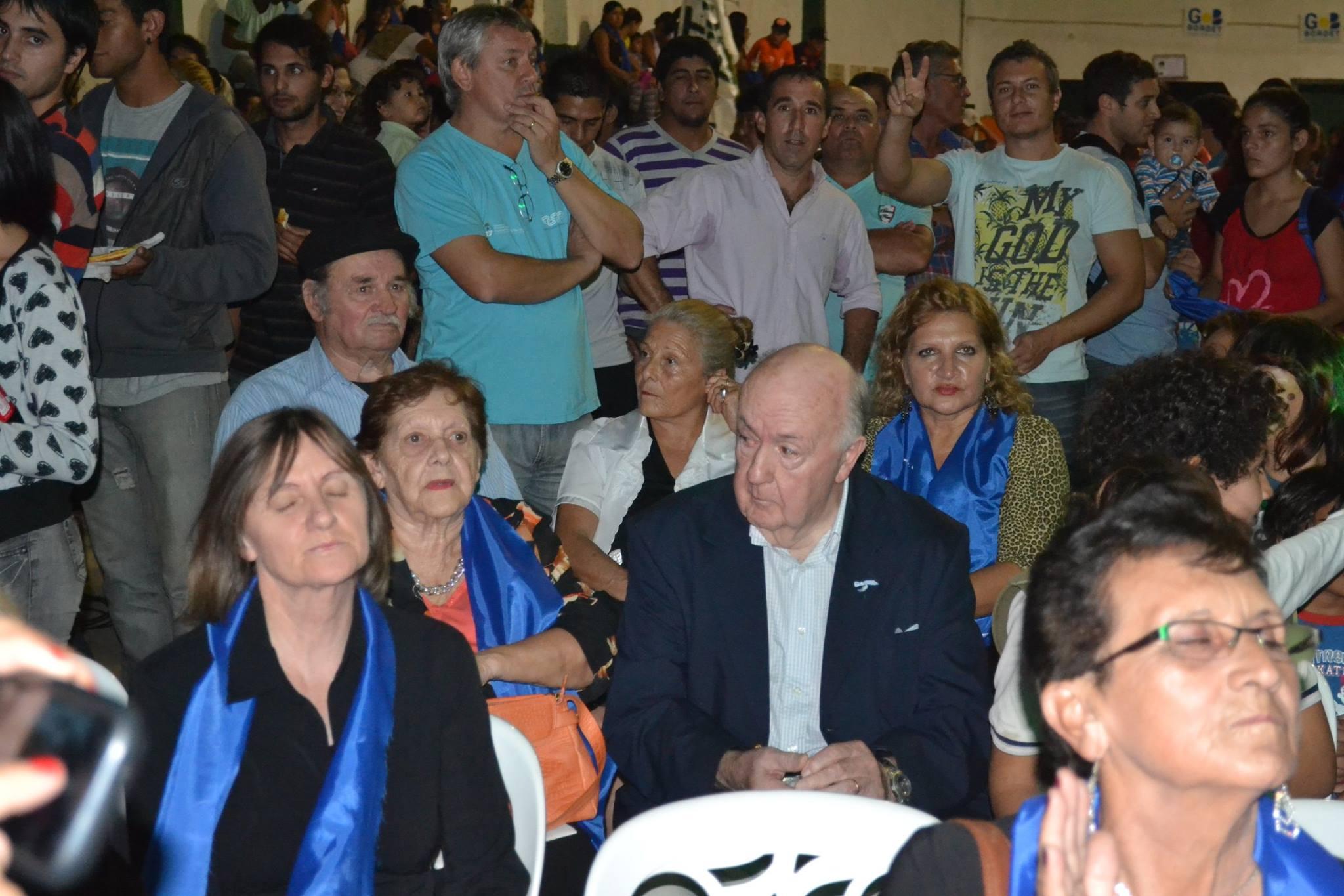 Bordet Estuvo En La Paz Con Barreto Y Elorriaga La Nota
