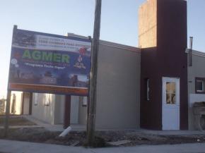 En Larroque inauguran 16 casas del sindicatoAGMER