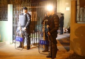allanamiento drogas parana policia federal