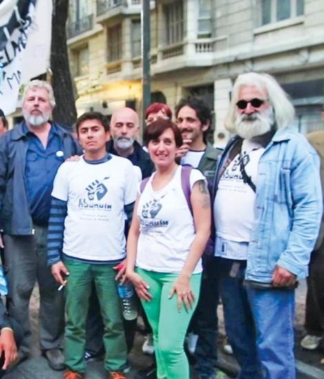 Gabriela Olguin Cooperativa el adoquín CTEP