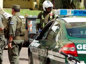 gendarmeria santa fe