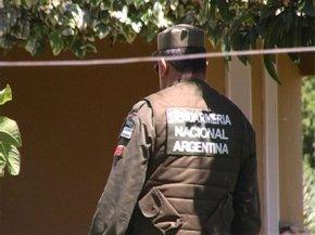 gendarmerias drogas paraná