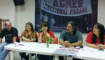 Natalia Guerreiro AGMER Paraná