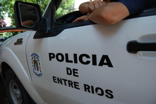 policias de entre rios