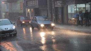 tormenta parana lluvia