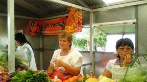 Comercializaciçón de alimentos - Agricultura familiar